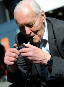 tony benn A moment with Tony Benn